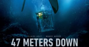 47 METERS DOWN : plongée en eaux troubles