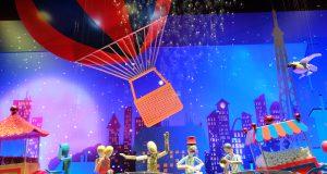Le Noël Spectacular, Spectacular ! des Galeries Lafayette
