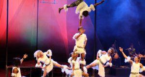 Évènement : Le Cirque de Guinée Boulevard Conakry s'installe au Quai Branly !