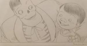 Exposition : Le film de Pixar COCO à l'honneur à la Galerie Arludik