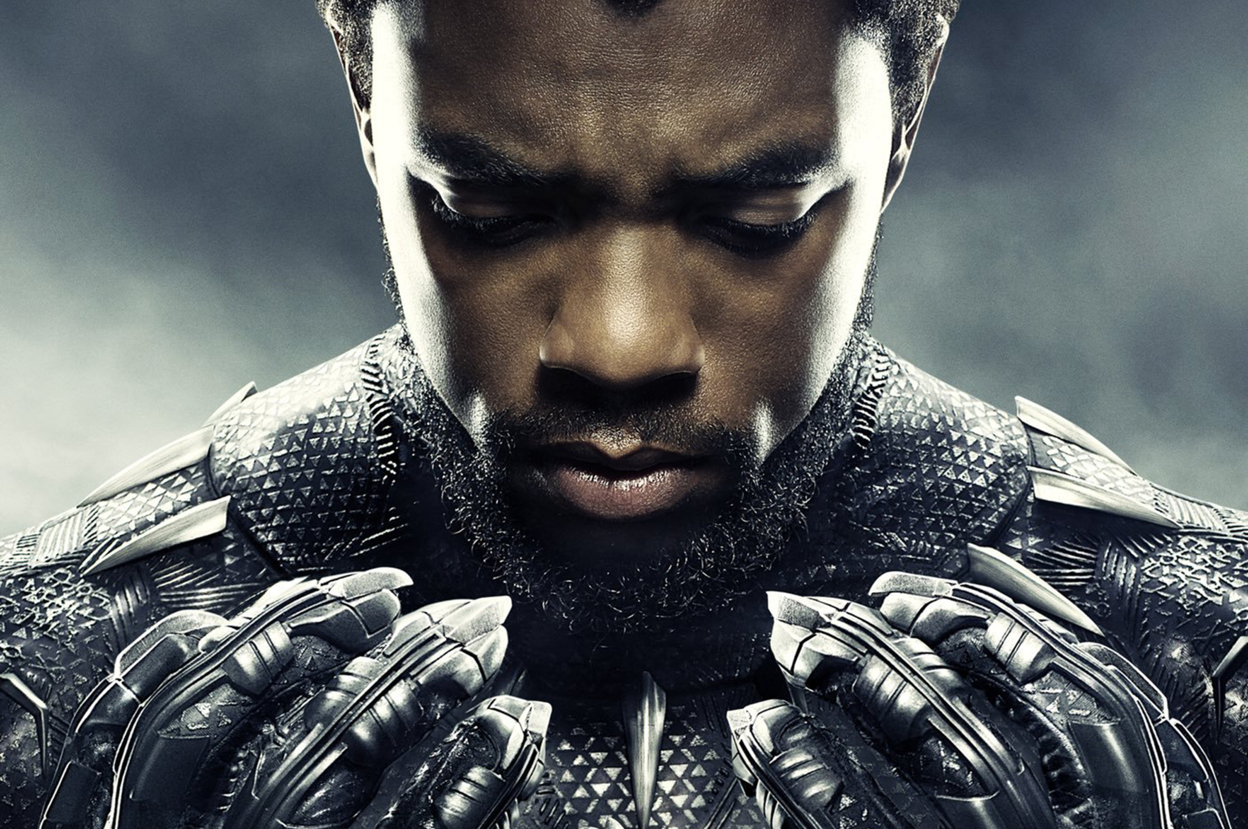 BLACK PANTHER : CAPTAIN AFRICA