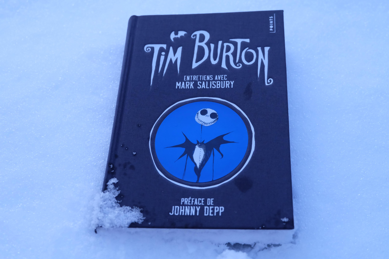 LECTURE : ENTRETIENS AVEC TIM BURTON