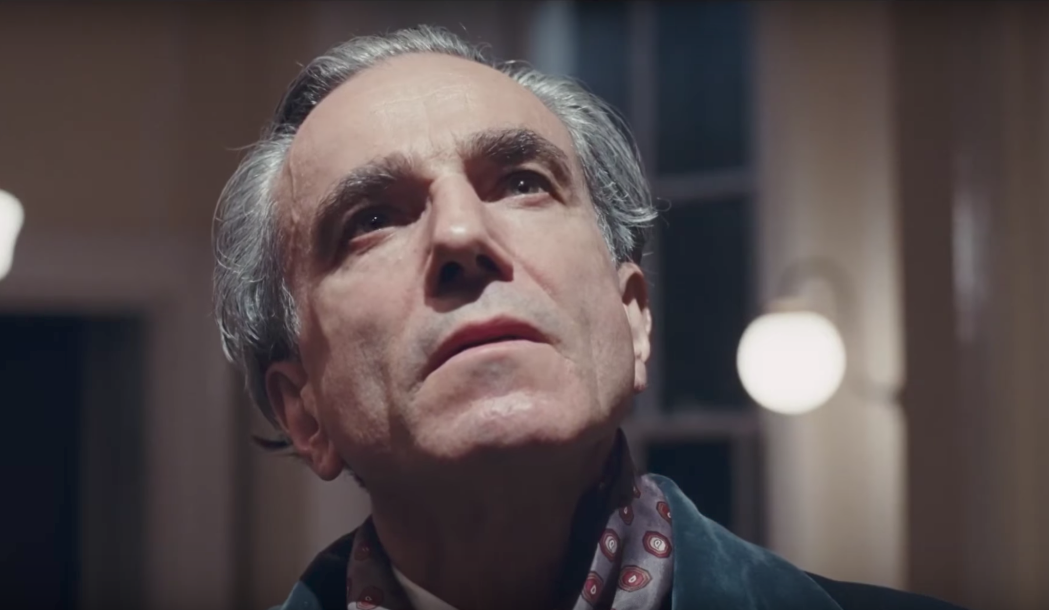 PHANTOM THREAD : LE MAESTRO D. DAY-LEWIS