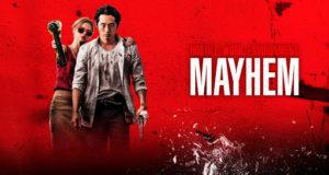 MAYHEM en Blu-ray, DVD & VOD : petits meurtres entre collègues