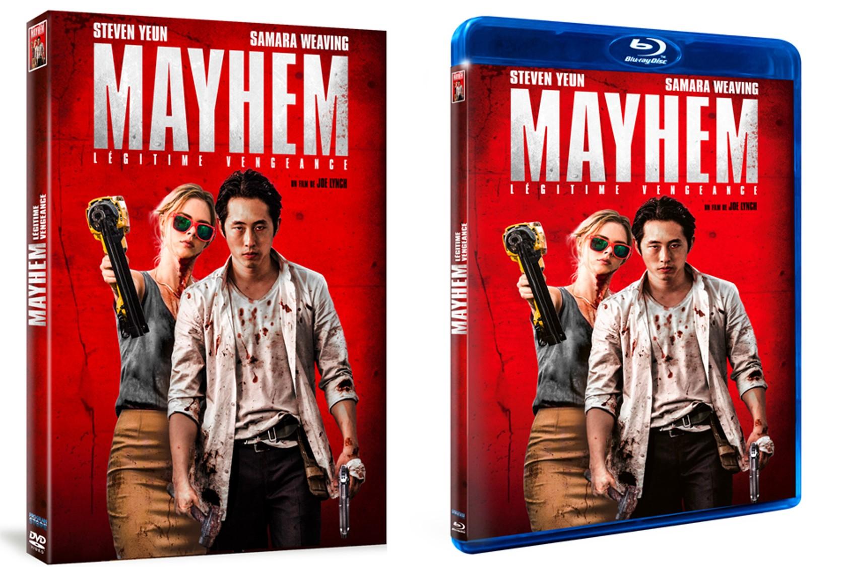 SORTIE VIDÉO DU MOMENT : MAYHEM