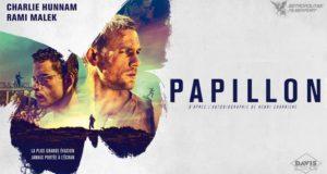 Concours : des invitations & des affichettes du film PAPILLON à gagner