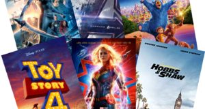 Les bandes-annonces cinéma du Super Bowl 2019